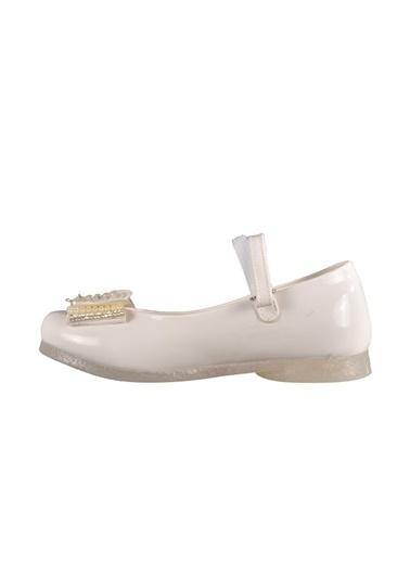 Osaka 4919 Pudra Çocuk Günlük Ayakkabı Beyaz